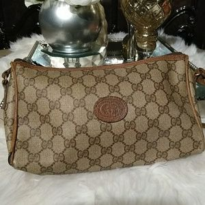 Vintage gucci shoulder bag